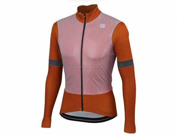 Sportful Supergiara Thermal Long Sleeve Jersey L, Green, Ladies, Long Sleeve, Polyester, Elastane