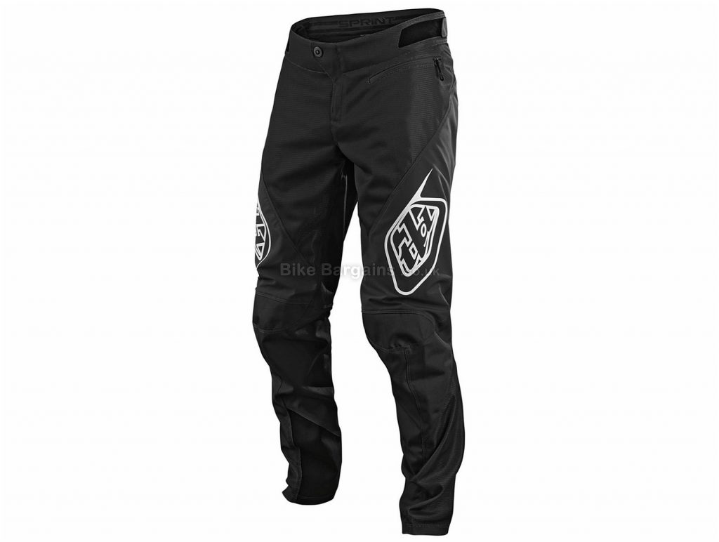 Troy Lee Designs Sprint Ultra Pants 2020 34, Red, Men's, Baggy Fit, Polyester