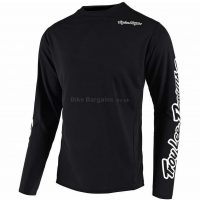 Troy Lee Designs Sprint Youth MTB Long Sleeve Jersey 2019