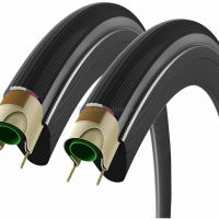 Vittoria Corsa G+ Isotech Folding Pair Tyres and Inner Tubes