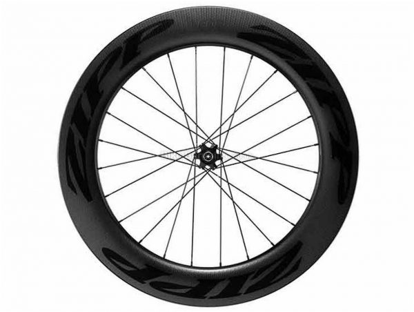 Zipp 808 Firecrest Carbon Tubeless Disc Rear Wheel 700c, Rear, White, 10,11 Speed, Shimano, 1.025kg, Carbon