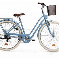 B'twin Elops 520 Low Frame Steel City Bike