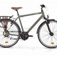 B'twin Elops Hoprider 500 Long Distance Alloy City Bike