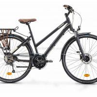 B'twin Elops Hoprider 900 Long Distance Low Frame Alloy City Bike