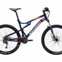 B'twin Rockrider 27.5″ ST 540 S Alloy Full Suspension Mountain Bike