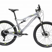 B'twin Rockrider 27.5″ ST 900 S Alloy Full Suspension Mountain Bike