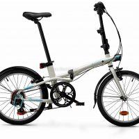 B'twin Tilt 500 Alloy Folding City Bike