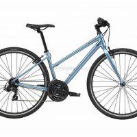 Cannondale Quick 6 Remixte Alloy City Bike 2021