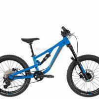 Norco Fluid 20″ 2 Carbon Full Suspension Kid's Mountain Bike 2020