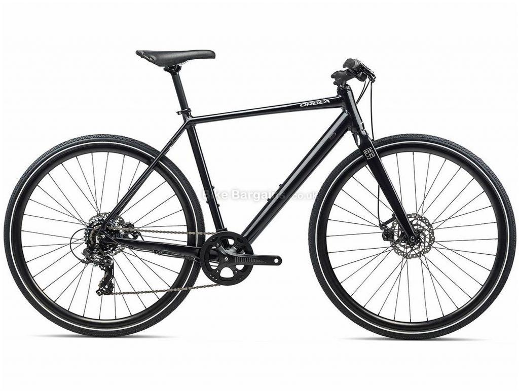 Orbea Carpe 40 Alloy City Bike 2021 XS,S,M,L,XL, Red, Blue, Black, Green, Alloy Frame, 700c wheels, 7 Speed, Disc Brakes, Single Chainring, Rigid