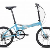 Oyama Dazzle M500D Alloy Folding City Bike