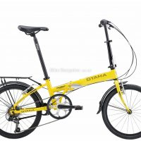 Oyama Skyline M300 Alloy Folding City Bike