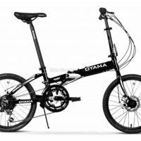 Oyama Skyline M500D Alloy Folding City Bike