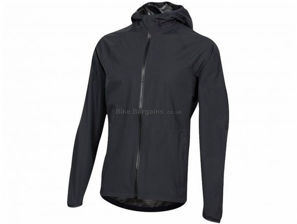 Pearl Izumi Summit Wxb Jacket S,M,L,XL, Black, Long Sleeve, Polyester