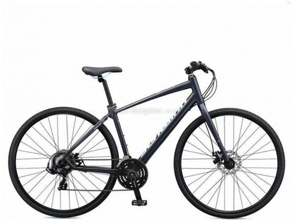 Schwinn Vantage FB3 Ladies Alloy City Bike 2020 S, Blue, Ladies, 21 Speed, Alloy Frame, 700c wheels, Triple Chainring, Disc Brakes, Rigid