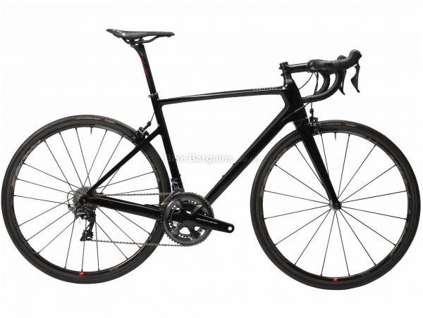 Van Rysel EDR 940 CF Dura-Ace Carbon Road Bike XS,S,M,L,XL, Black, Red, Carbon Frame, 22 Speed, 700c wheels, Caliper Brakes, Double Chainring