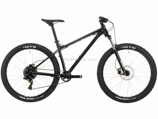 "Vitus Nucleus 27 VR Alloy Hardtail Mountain Bike 2021 S,L, Blue, Alloy Frame, 27.5"" Wheels, Disc Brakes, 8 Speed, Single Chainring, Hardtail, Suspension Forks"