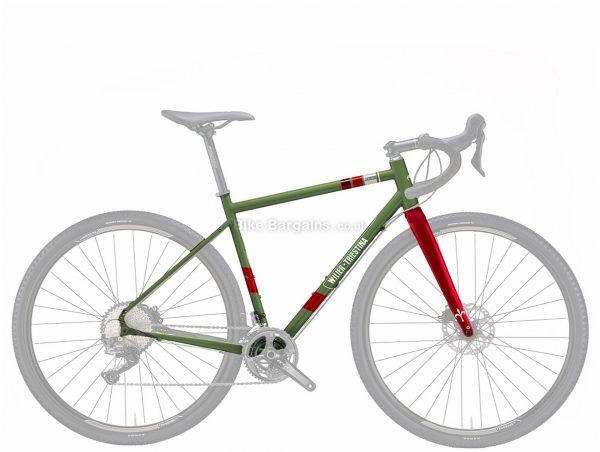 Wilier Jaroon Steel Gravel Frame S,M,L,XL, Green, Grey, Blue, Steel Frame, 700c wheels, Disc