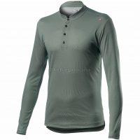 Castelli Tech Henley Long Sleeve T-Shirt