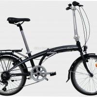 Classic Alloy Folding City Bike