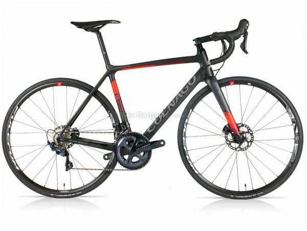 Colnago CLX Disc Ultegra Carbon Road Bike 2020 50cm, Black, Grey, Red, Green, Yellow, Ultegra, Carbon Frame, 700c, 22 Speed, Disc Brakes, Double Chainring