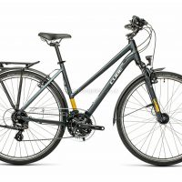 Cube Touring Trapeze Alloy Ladies City Bike 2021