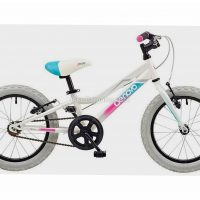 Denovo Girls 16″ Steel Kids Bike