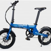 Perry Ehopper 16″ Folding Alloy Electric Bike