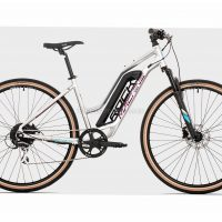 Rock Machine Crossride E350 Lady Touring Ladies Alloy Electric Bike