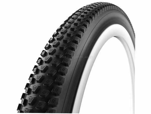"Vittoria Gato TNT Folding MTB Tyre 27.5"", 2.2"", Black, Grey, Folding, 760g, Rubber, Kevlar"