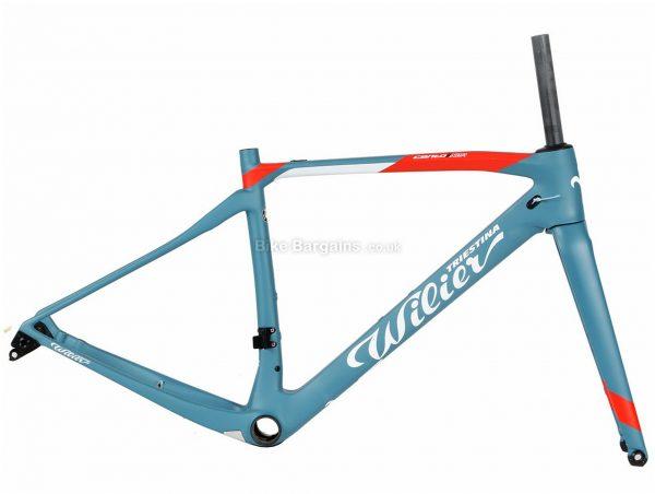 Wilier Cento 1 NDR Disc Carbon Road Frame XS,XL, Blue, Red, Black, Carbon Frame & Fork, Men's, 700c, Disc Brakes, 1.6kg