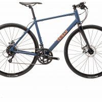 B'Twin Triban Rc 120 Flat Bar Disc Alloy Road Bike