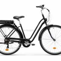 B'twin Elops 120e Steel Electric Bike