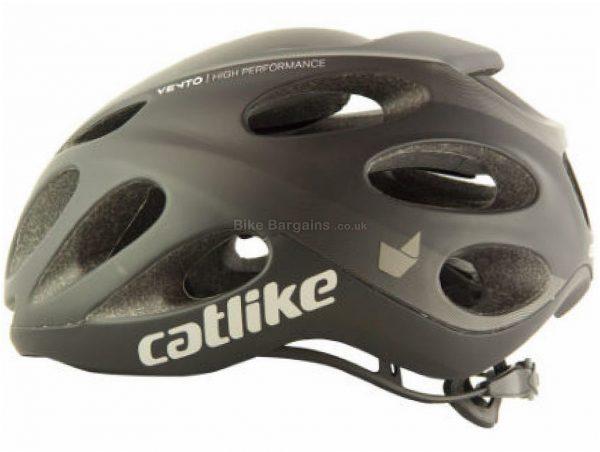 Catlike Vento Road Helmet S, Black, Pink, 18 vents, 230g