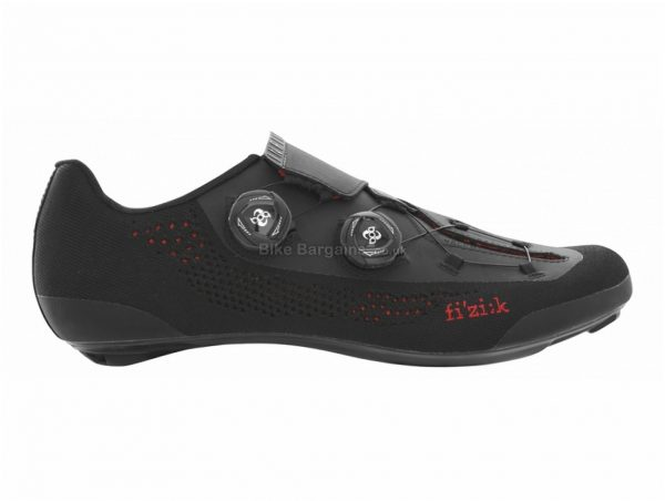 Fizik R1 Infinito Knitted Road Shoes 37,39,40,41, Black, Blue, Yellow, Grey, Purple, Boa, 232g