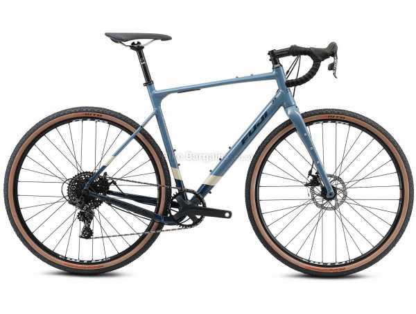 Fuji Jari 1.3 Alloy Gravel Bike 2021 54cm,55cm,57cm, Blue, Alloy Frame, 11 Speed, Apex, 700c Wheels, Disc Brakes, Single Chainring