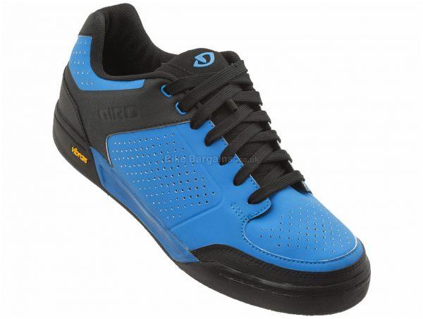 Giro Riddance MTB Shoes 46,47, Blue, Black, Laces, 430g