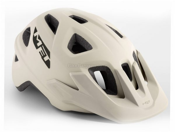 MET Echo MTB Helmet 2019 L, Grey, Yellow, 14 vents, 280g