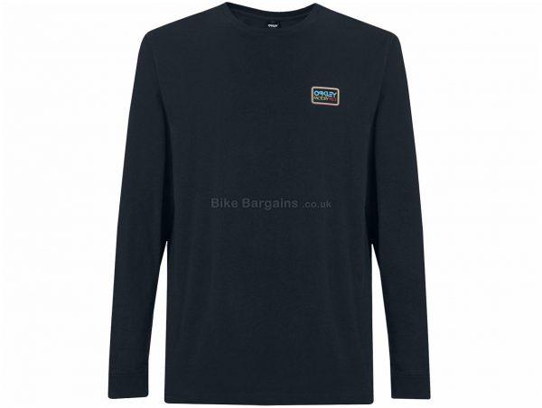 Oakley Factory Pilot Long Sleeve T-Shirt XXL, White, Men's, Long Sleeve, Cotton