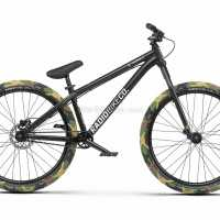 Radio Minotaur Dirt Jump Alloy Hardtail Mountain Bike 2021