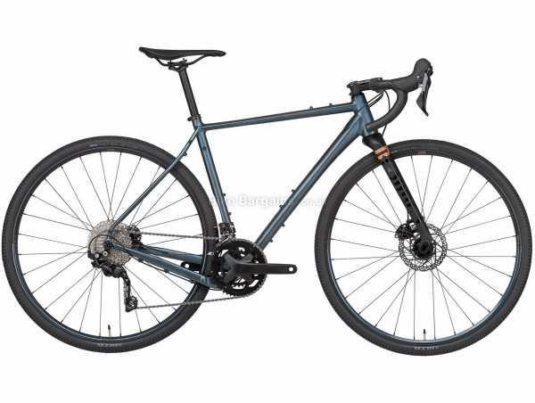 Rondo Ruut AL 1 2X Alloy Gravel Bike 2021 XL, Green, Black, Alloy Frame, 20 Speed, GRX Drivetrain, 700c Wheels, Disc Brakes, 10.3kg