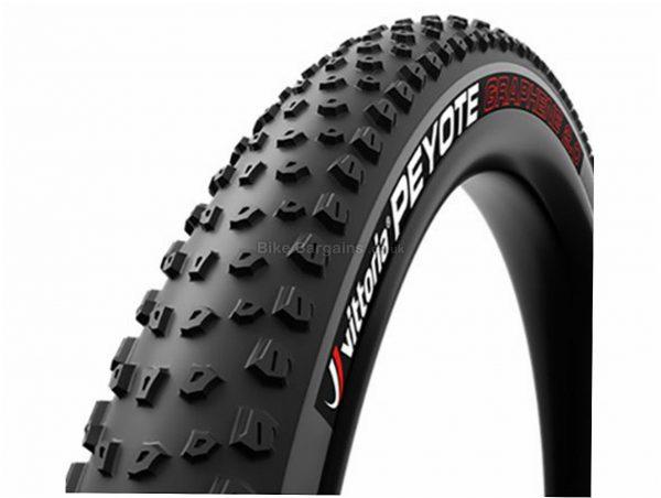 "Vittoria Peyote XC-Trail 29"" Folding MTB Tyre 29"", 2.1"", Black, Grey, Kevlar, Rubber"