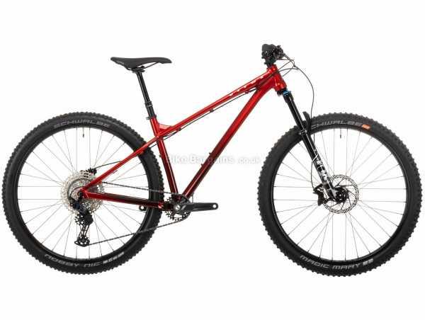Vitus Sentier 29 VRS Alloy Hardtail Mountain Bike 2021 S,M,L,XL, Red, Black, Alloy Frame, 12 Speed, Deore Groupset, Disc Brakes, Single Chainring, 13.48kg