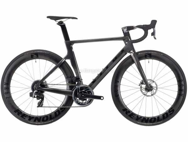 Vitus ZX-1 EVO CRX eTap AXS Red Carbon Road Bike 2021 XS, Black, Carbon Frame, 24 Speed, Red Groupset, Disc Brakes, Double Chainring, 7.9kg