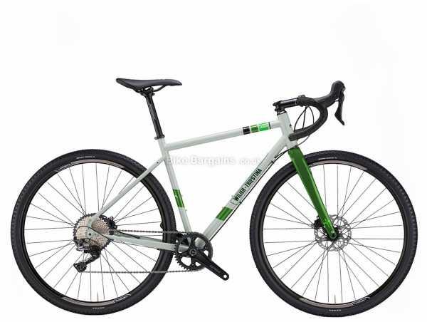 Wilier Jaroon GRX Steel Gravel Bike 2021 S,M,L,XL, Grey, Green, Steel Frame, GRX, 11 Speed, 700c Wheels, Disc Brakes, Rigid, Single Chainring, 10.8kg