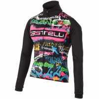 Castelli Ladies Graffiti Windstopper Jacket
