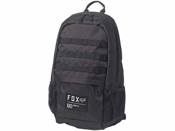 Fox 180 27 Litre Backpack 27 Litres,53cm,34cm,17cm, Black, Blue, Red, Nylon, Polyester
