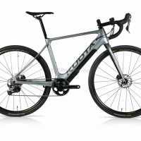Kuota Kravel-K GRX Carbon Gravel Electric Bike 2021