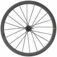 Mavic Cosmic Ultimate Tubular Carbon Front Road Wheel