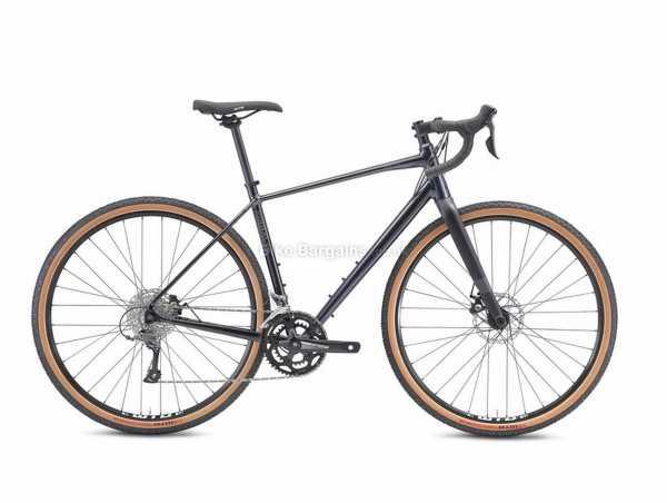 Pinnacle Arkose 1 Alloy Gravel Bike 2021 L,XL, Grey, Alloy Frame, Claris 16 Speed, Disc Brakes, 700c Wheels, Double Chainring